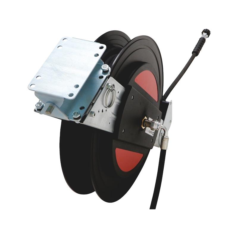Enrouleur automatique de tuyau d'eau HP - ENROULEUR 15M TUY. EAU HP 200BARS