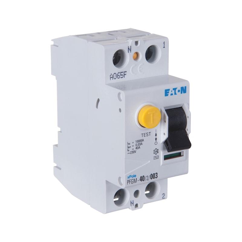 Interrupteur différentiel à vis - INTERRUPTEUR DIFFERENTIEL 4X40A 30MA AC