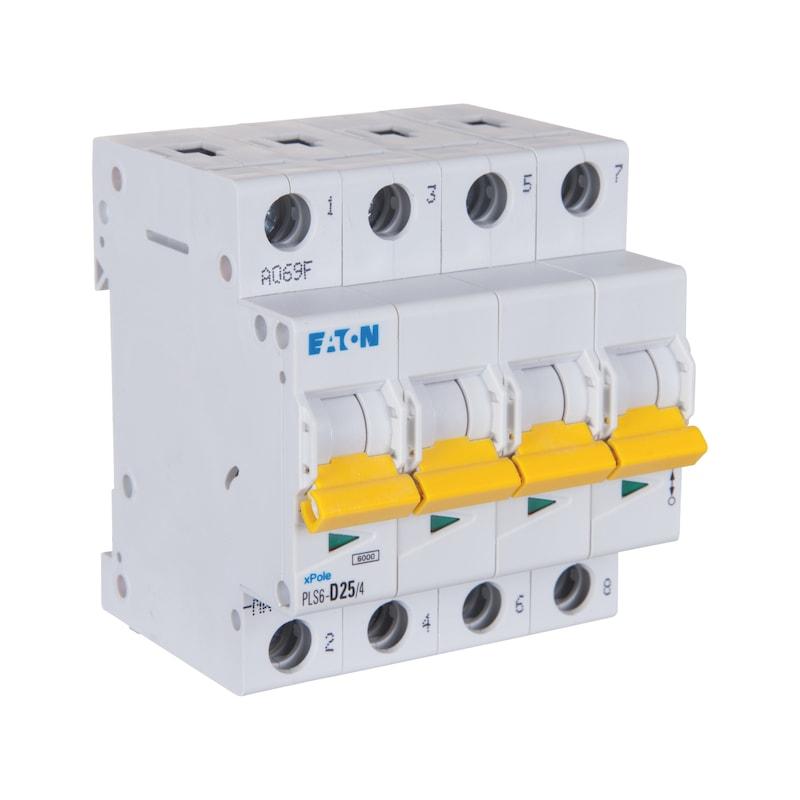Disjoncteur multipolaire PLS  - 1