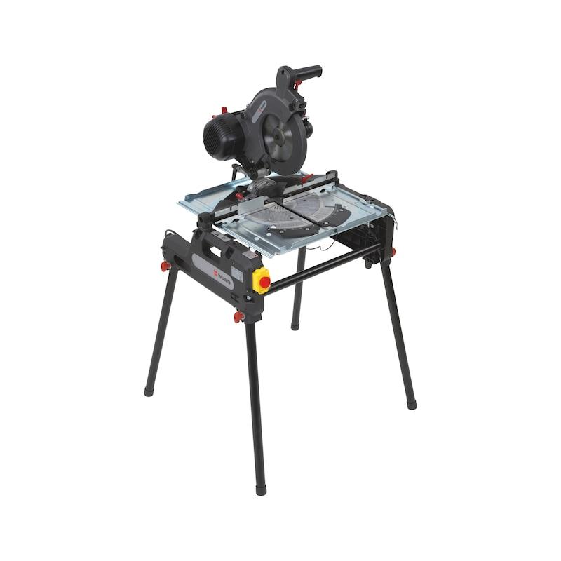 Kapp- und Tischkreissäge KTS 140 Combi - 1