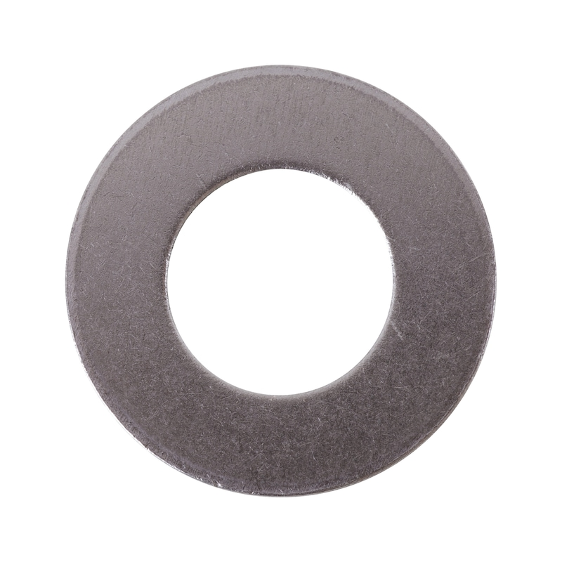 Karosseriescheibe aus unbeschichtetem Stahl nach DIN 522 - 1