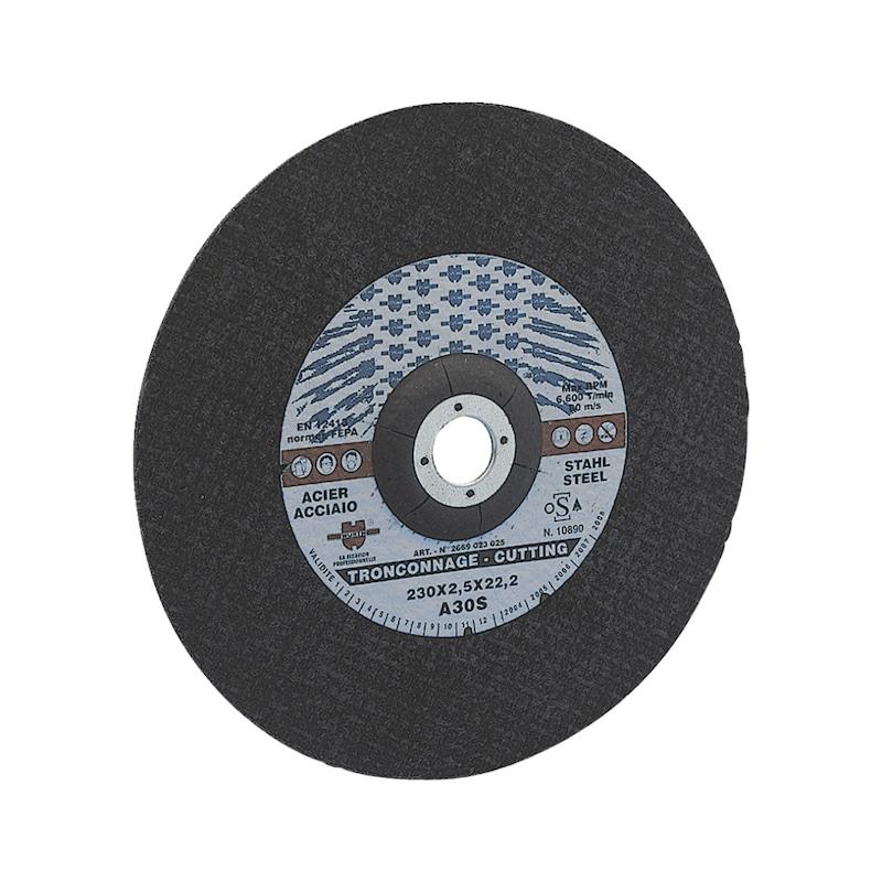 Disques à tronçonner WÜRTH pour Acier - DISQUE PLT.WURTH TR.ACIER  75X1,0X10