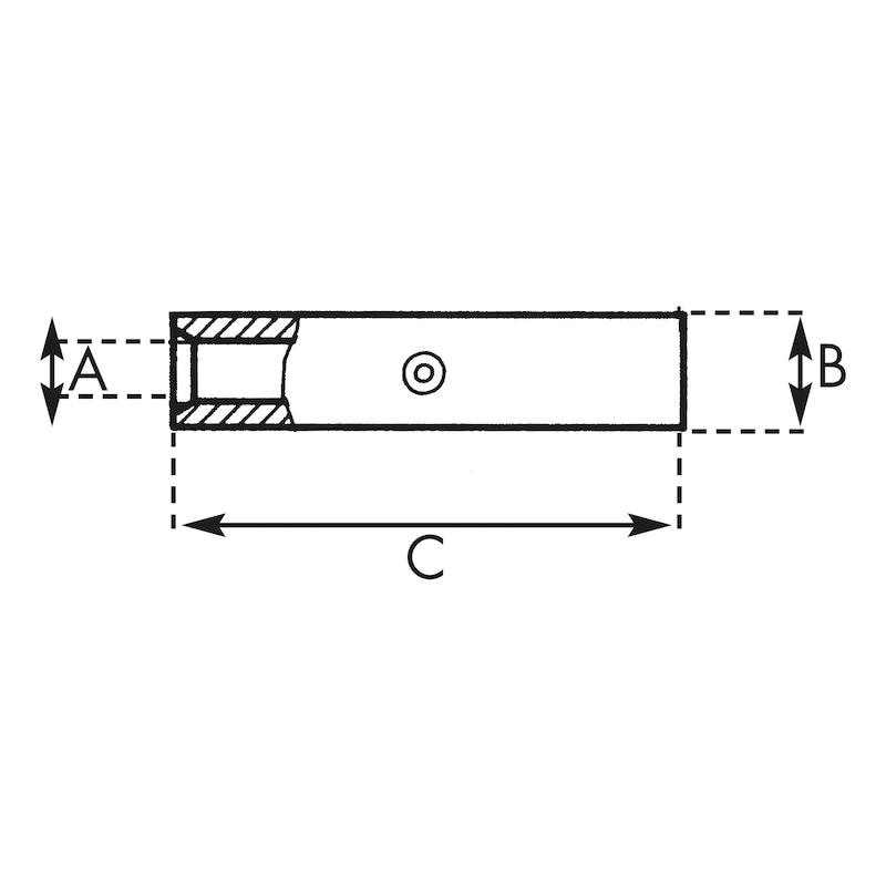 Manchons de jonction cuivre W-MJ - 4