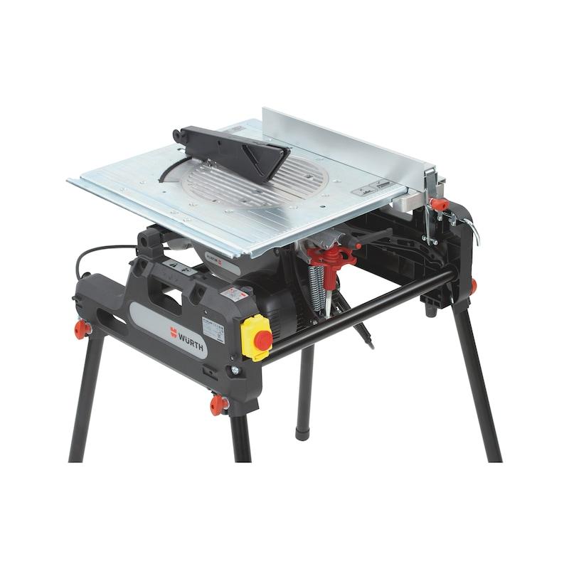 Kapp- und Tischkreissäge KTS 140 Combi - 2