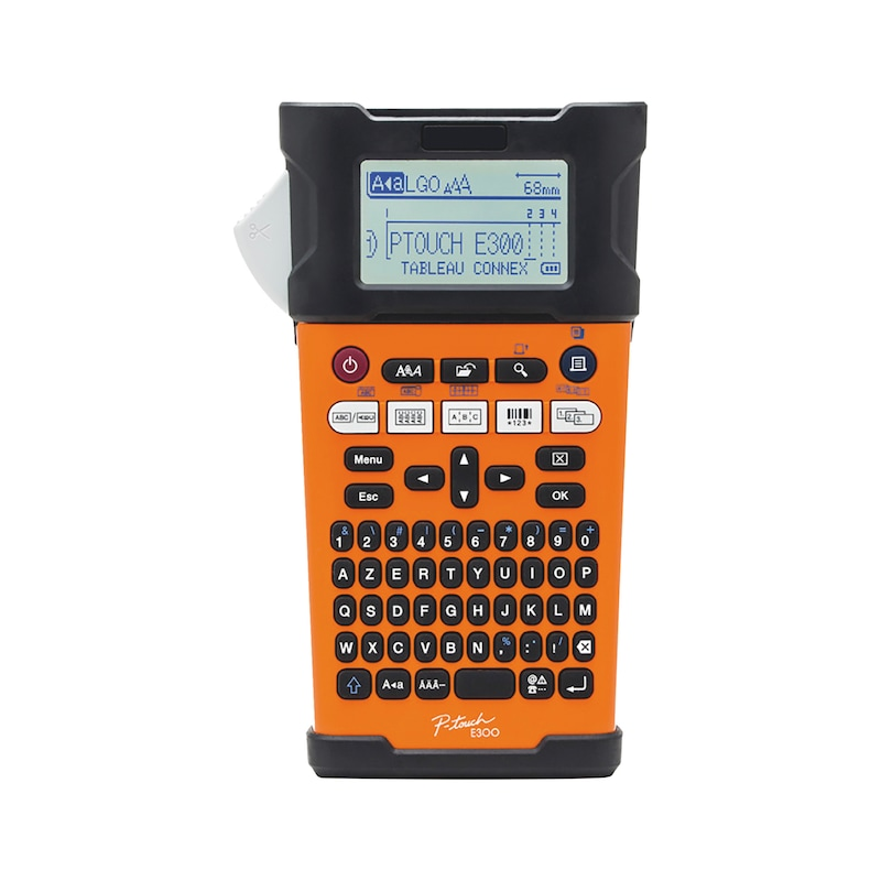 Etiqueteuse professionnelle industrielle WP E300 - 1