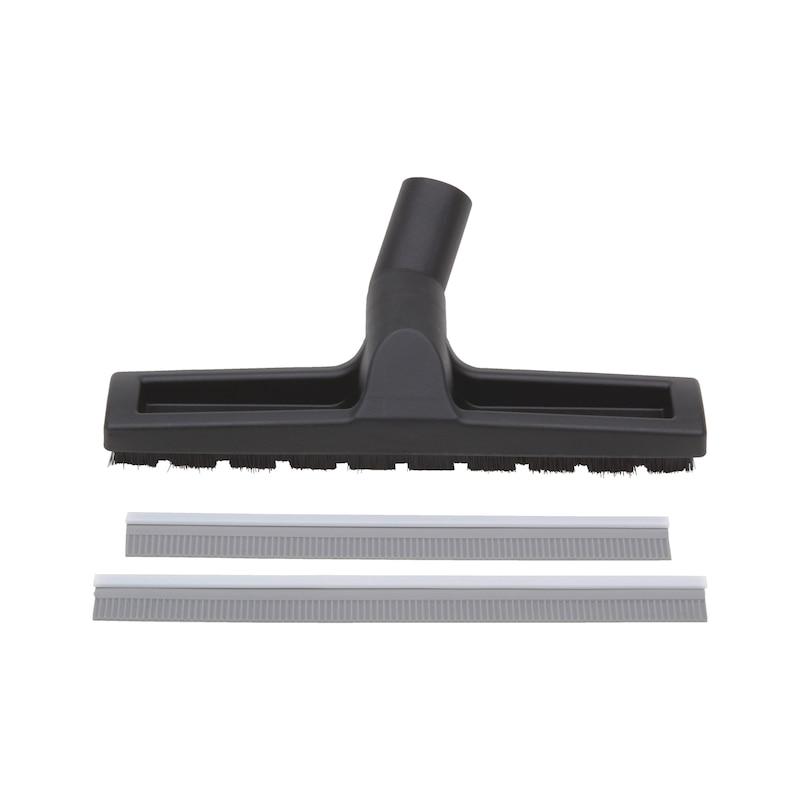 Wet/dry floor nozzle, plug-in - AY-FLOORNOZZLE-VC-PLA-NW35-300MM
