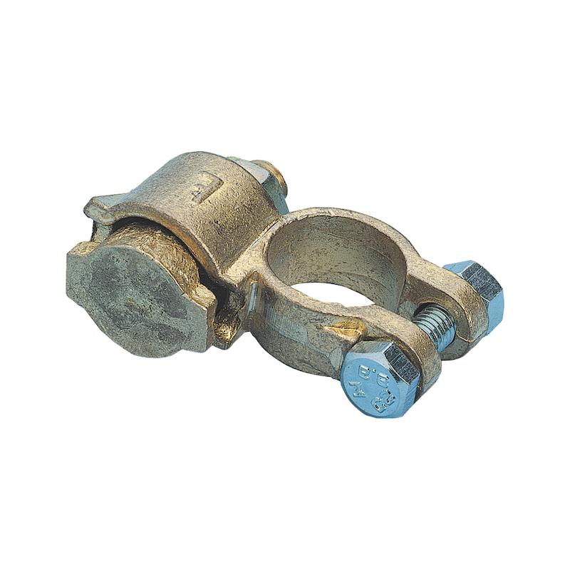 Collier de batterie double serrage - 2