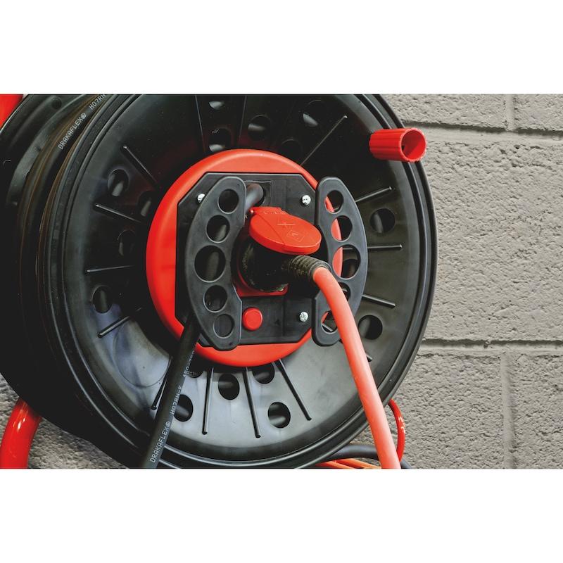 Enrouleur électrique ATS-Roll - Enrouleur de câble 3 x 2,5 H07RN-F 25 M