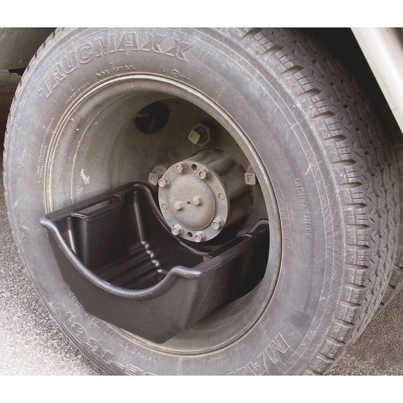 Ablassschale für Lkw-Differenzialgetriebeöl - 2