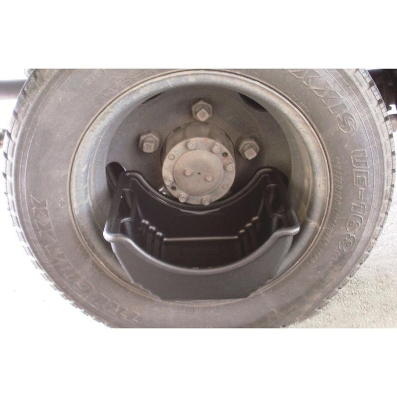 Ablassschale für Lkw-Differenzialgetriebeöl - 3