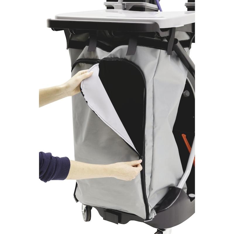 Chariot de lavage et ménage - 5