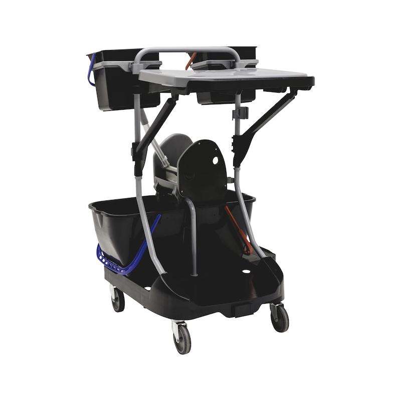 Chariot de lavage et ménage - 2