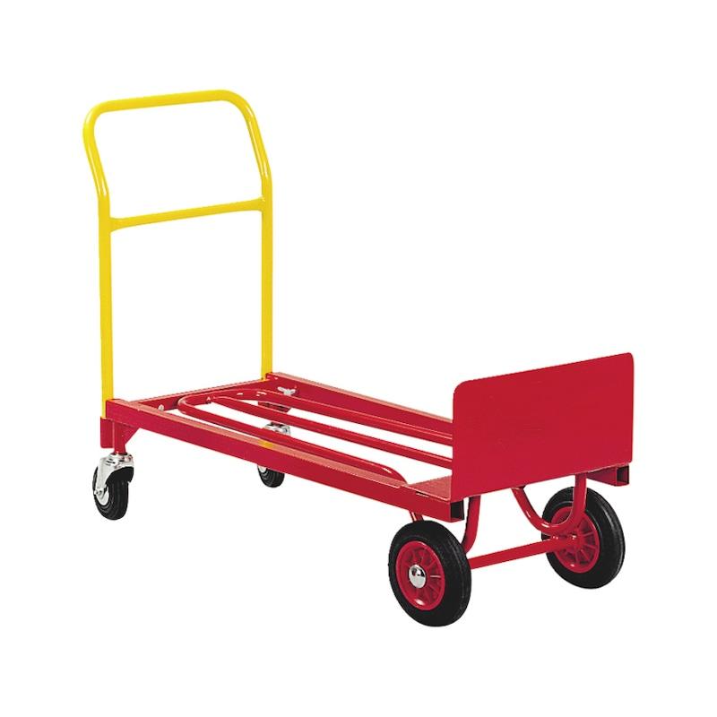 Combi diable-chariot - 1