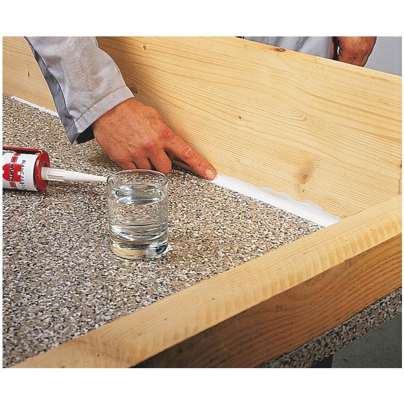 mastic silicone easy liss bois et menuiserie pour professionnels w rth. Black Bedroom Furniture Sets. Home Design Ideas