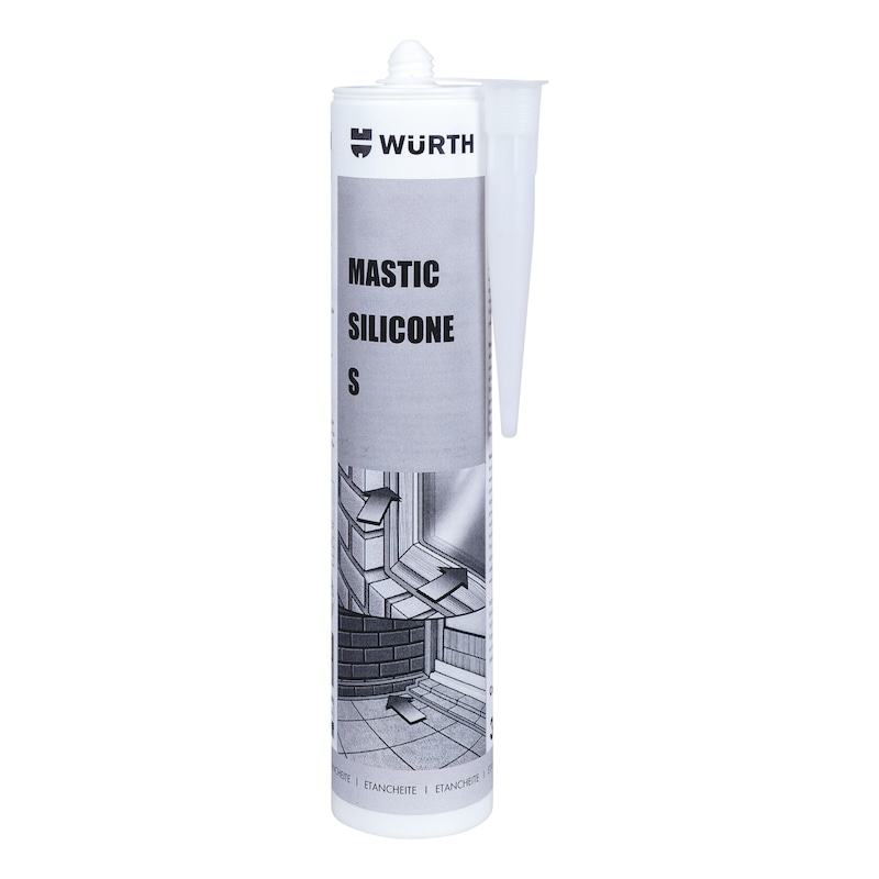 Silicone filler S