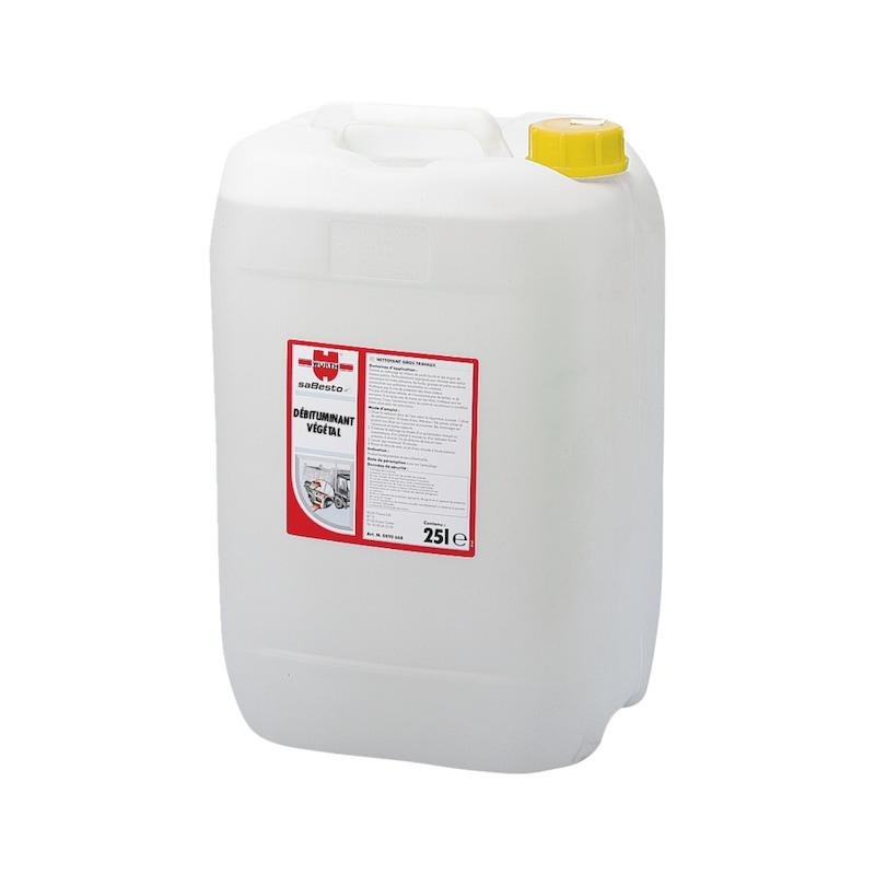 Anti-adhérent bitume - ANTI-ADHERENT BITUME 25L