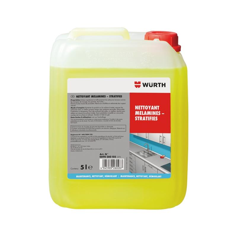 Nettoyant mélaminés stratifiés - 2
