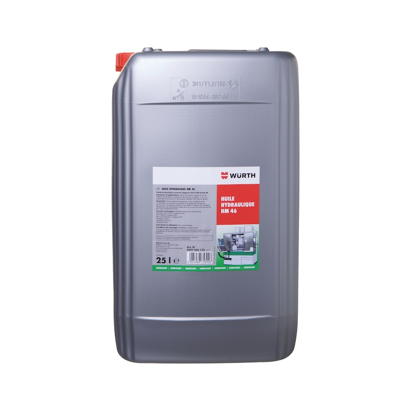 Huile hydraulique HM ISO 46