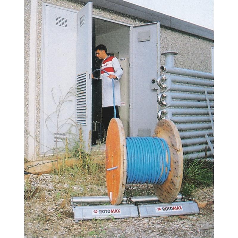 Dérouleur de touret de câble ROTOMAX - 2