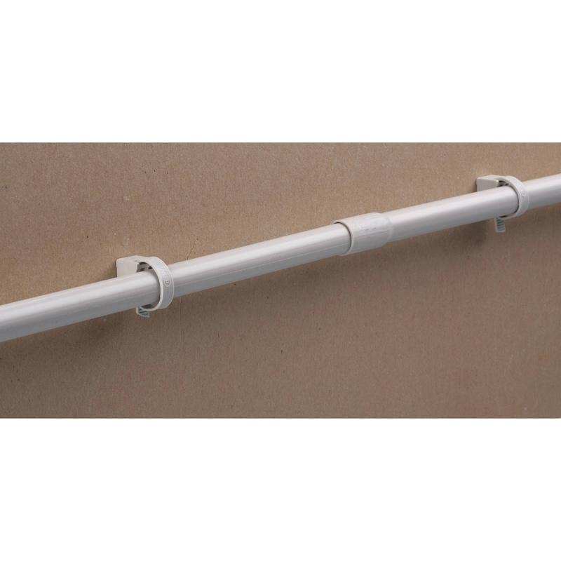 Fixe-tubes taraudé réouvrable Ø16-20mm - 7