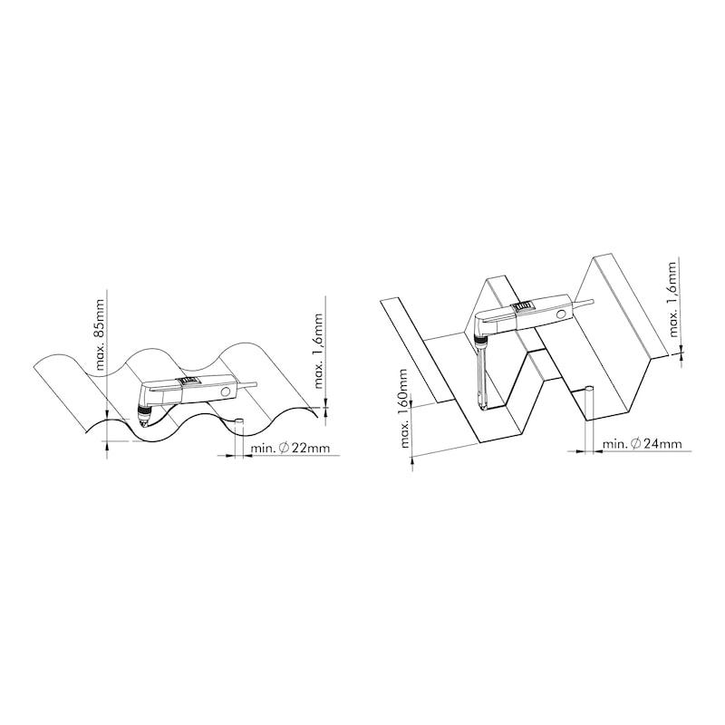 Sheet metal nibbler EK 16-E - 5