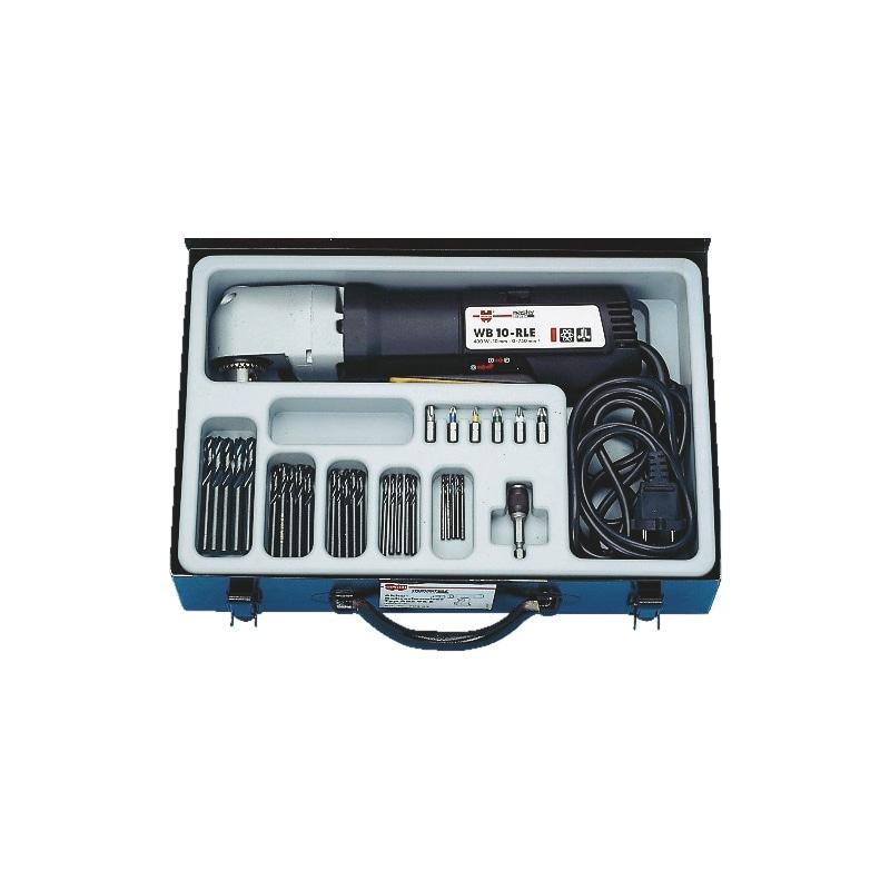 Winkelbohrmaschine WB 10-RLE - 7
