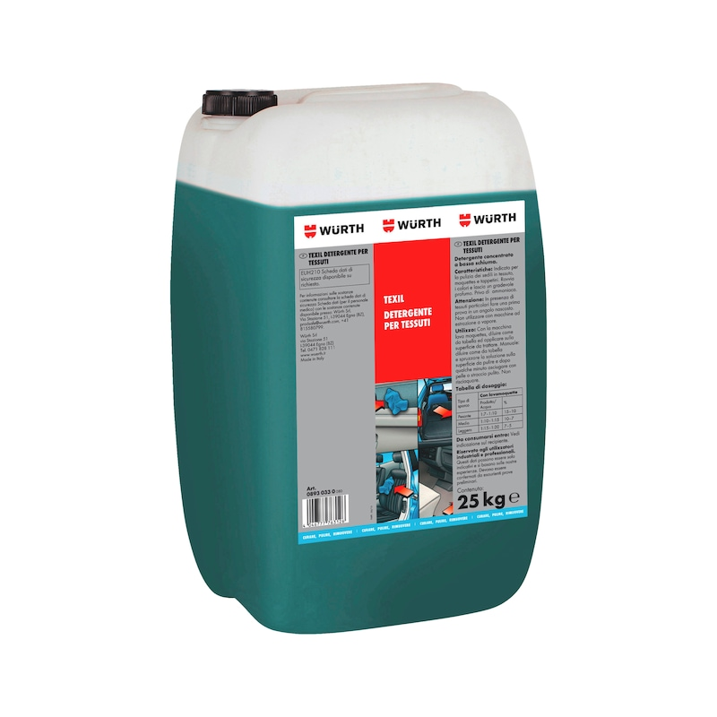 Textile and upholstery cleaner - 1