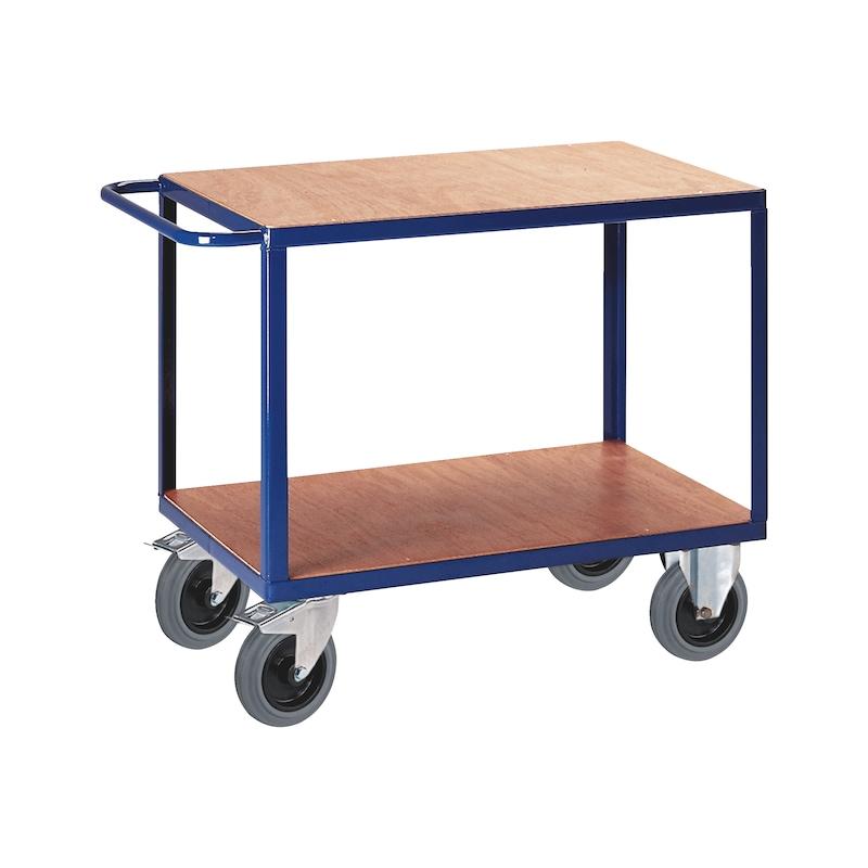 Tischwagen Winkelstahl