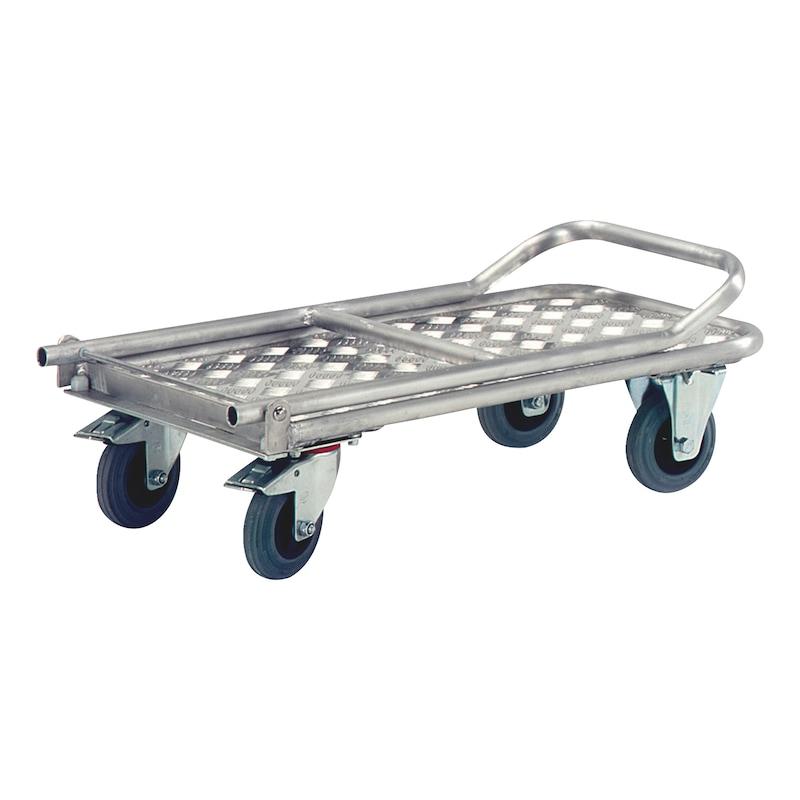 Klappwagen Aluminium - 2