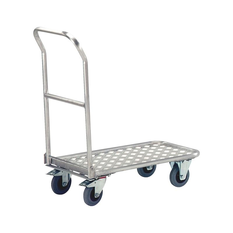 Klappwagen Aluminium - 1