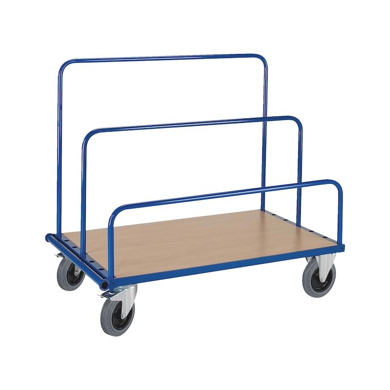 Plattenwagen - 2