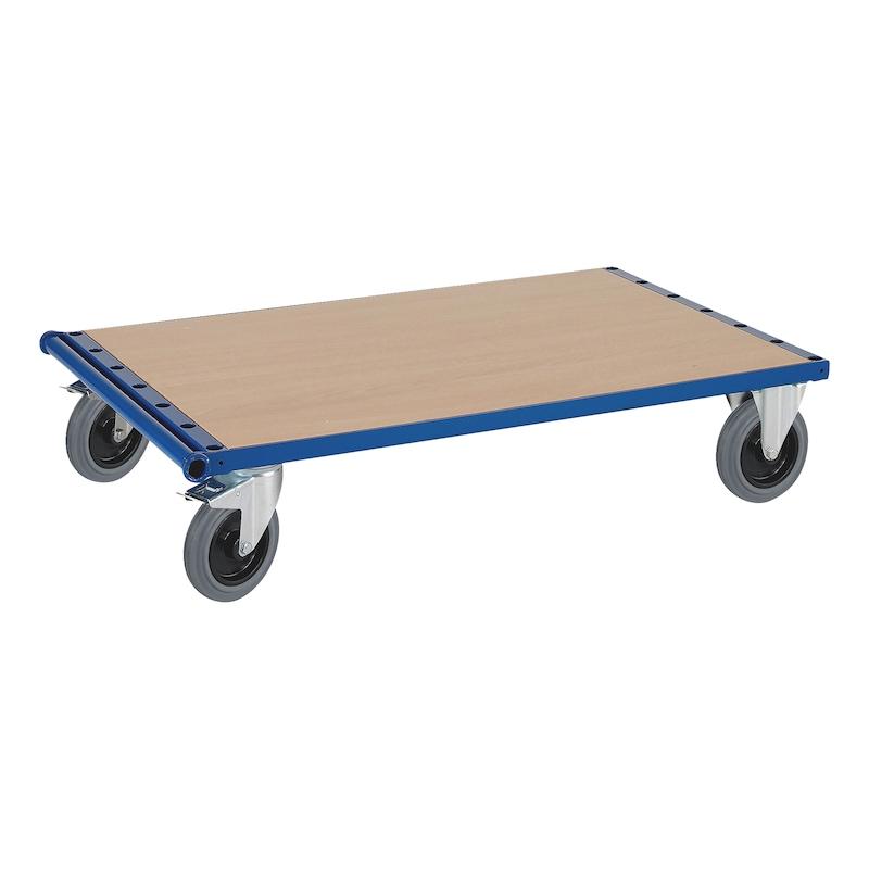 Plattenwagen - 1