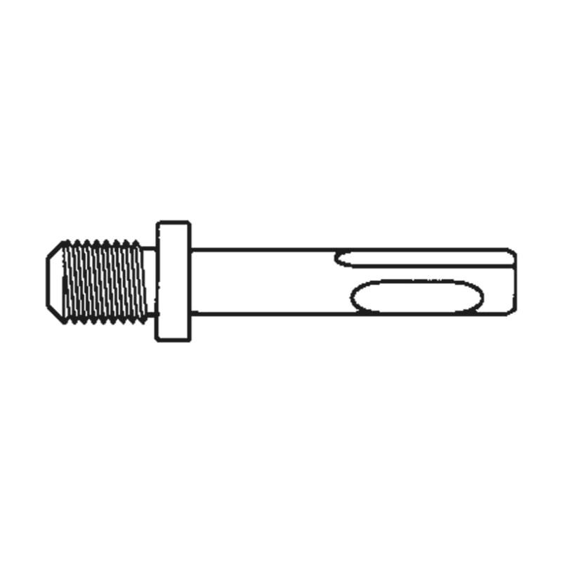 Adapter für Bohrfutter - 2
