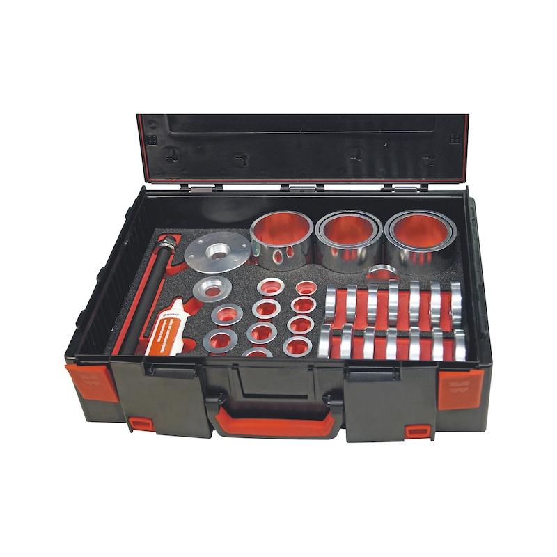 Kit d'extraction de roulement de roue - 1