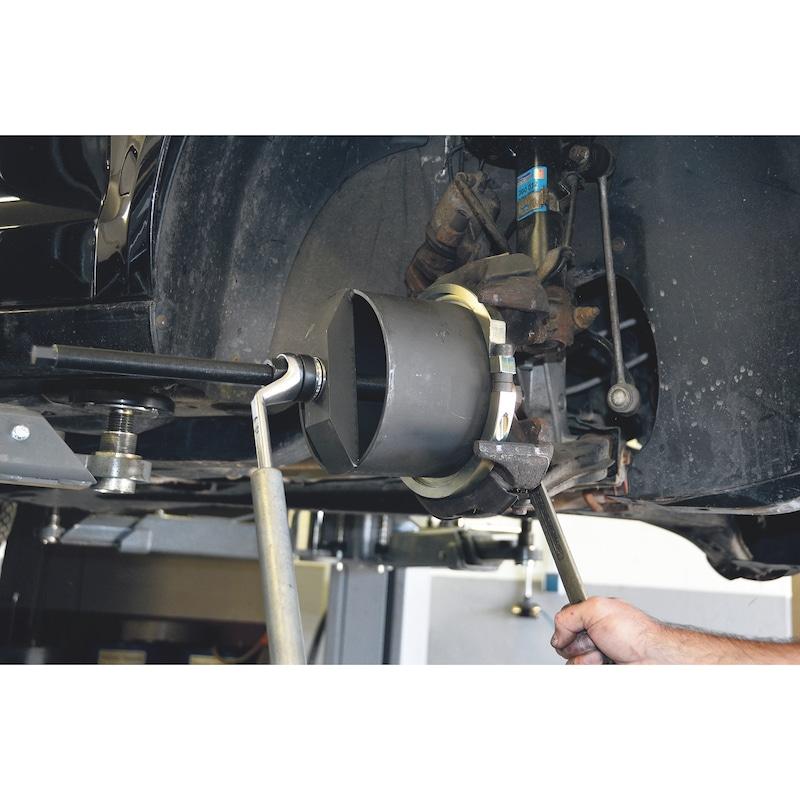 Kit d'outils de dépose de roulement de roue pour unités de moyeu de roulement compactes, mécanique Universel - 5
