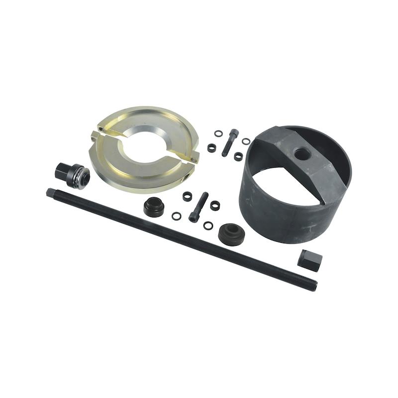 Kit d'outils de dépose de roulement de roue pour unités de moyeu de roulement compactes, mécanique Universel - 7