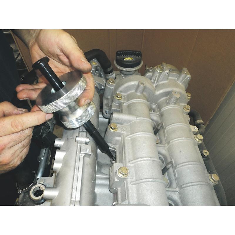 Glühkerzen Ausbau-Satz Modul Nr. 1 Ford, PSA - 2