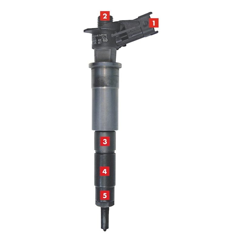 Injektor Demontage Werkzeug Satz für M9R 2,0 dCi Motoren - 4
