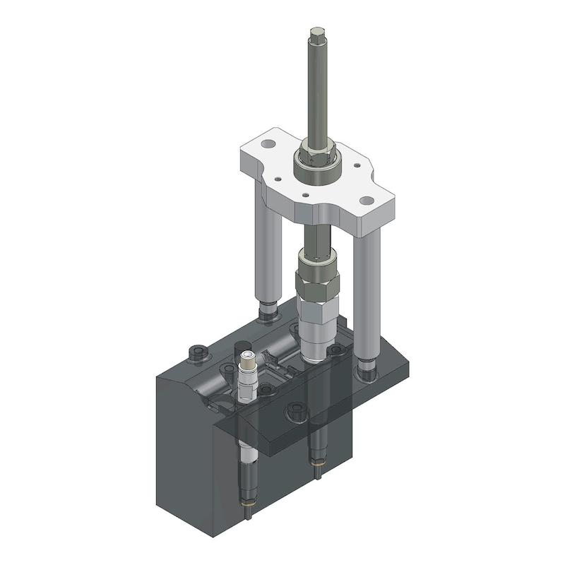 Injektor Demontage Werkzeug Satz für M9R 2,0 dCi Motoren - 2