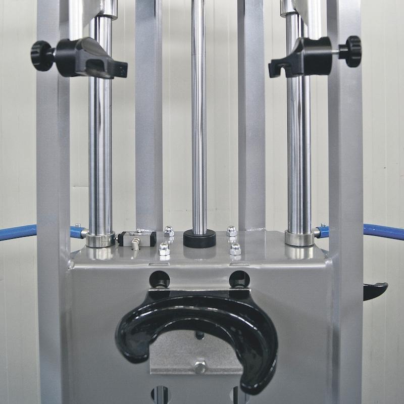 """Compressor de molas pneumático """"Maximus 3000"""", modelo muito resistente, para viaturas que variam de automóveis de passageiros a transportadores Universal - 5"""