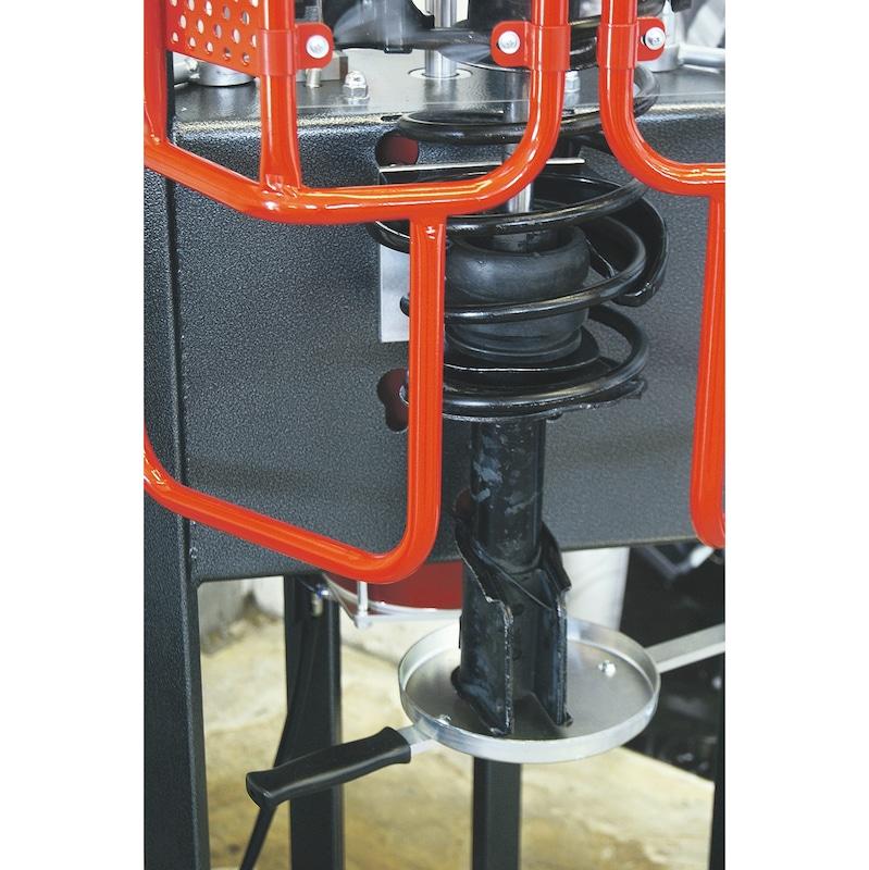 """Compressor de molas pneumático """"Maximus 3000"""", modelo muito resistente, para viaturas que variam de automóveis de passageiros a transportadores Universal - 7"""