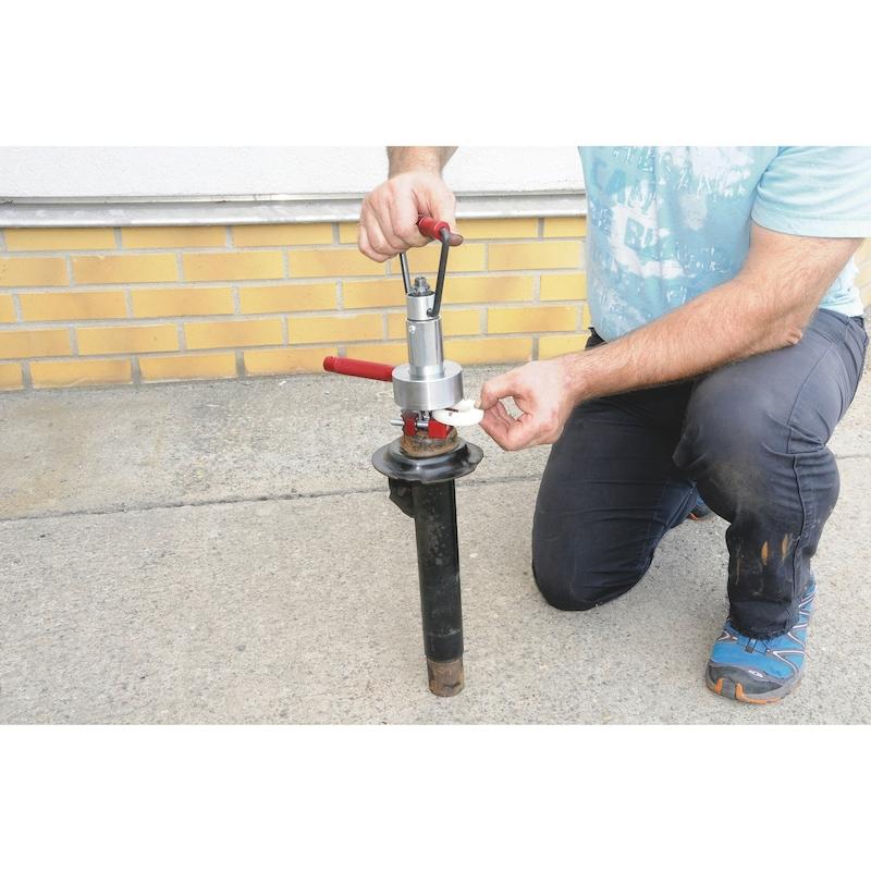 Conjunto de ferramentas para instalação de amortecedores Universal - 6