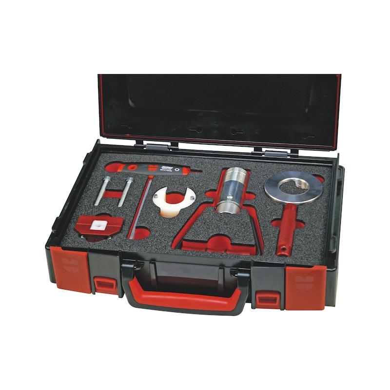 Conjunto de ferramentas para instalação de amortecedores Universal - 1