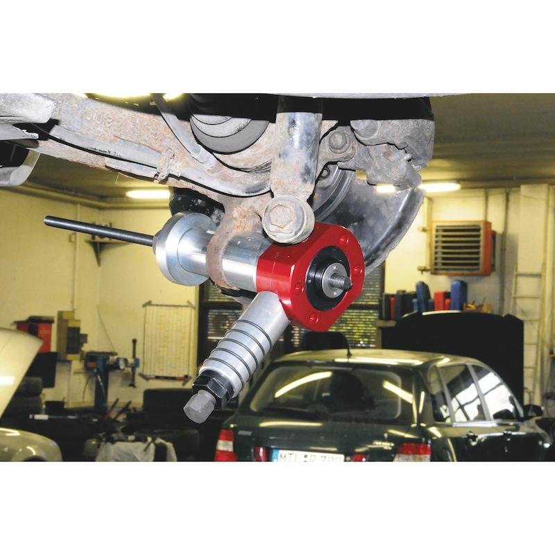 Hohlkolben-Mechadraulik-Zylinder 12 Tonnen Renault, Nissan, Opel - 0