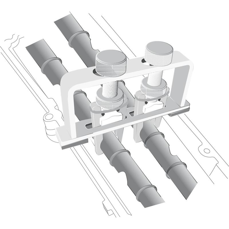 Nockenwellen-Montage-Vorrichtung VW Gruppe - 0