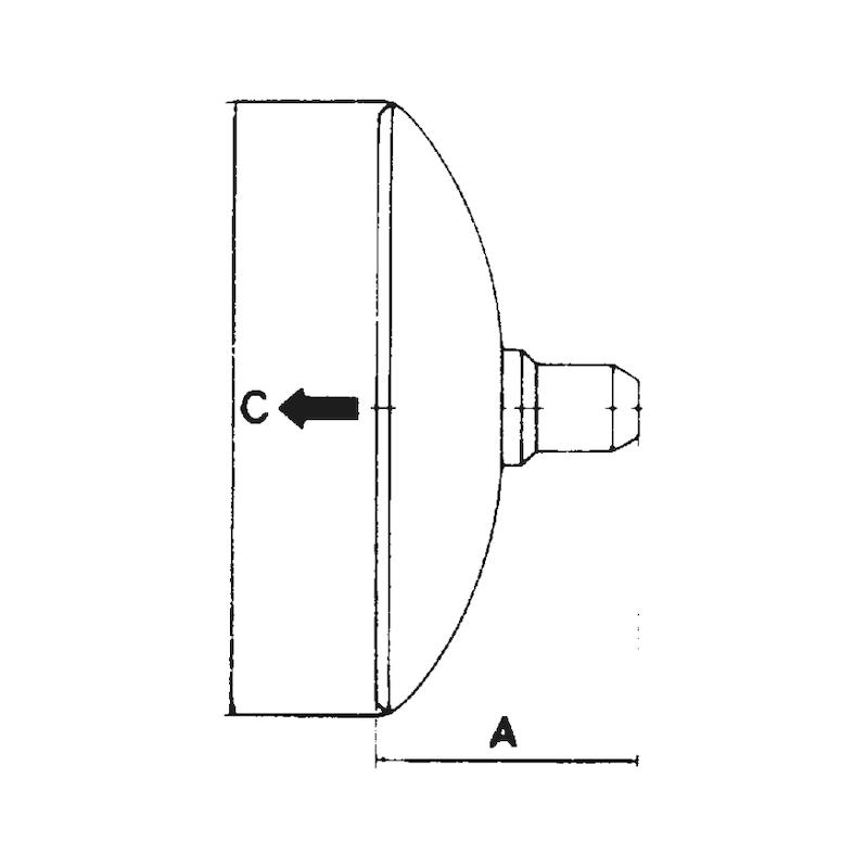 Ausblaspistolen-Sortiment 4-teilig - 3