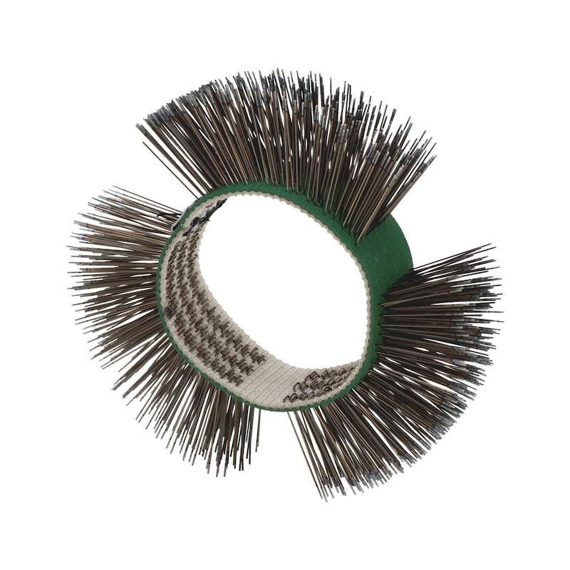 Brosse à fils métalliques fine - BROSSE DE FINITION  POUR DBS 3500
