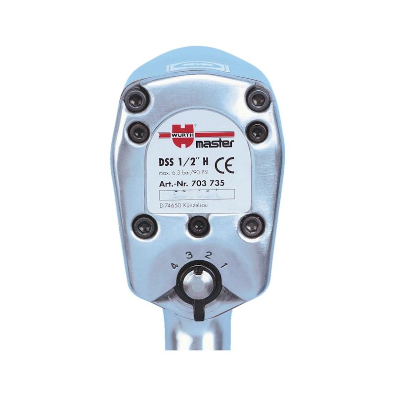 Pneumatic impact screwdriver, DSS 1/2 inch CP - IMPSCRDRIV-PN-(DSS1/2IN-H)