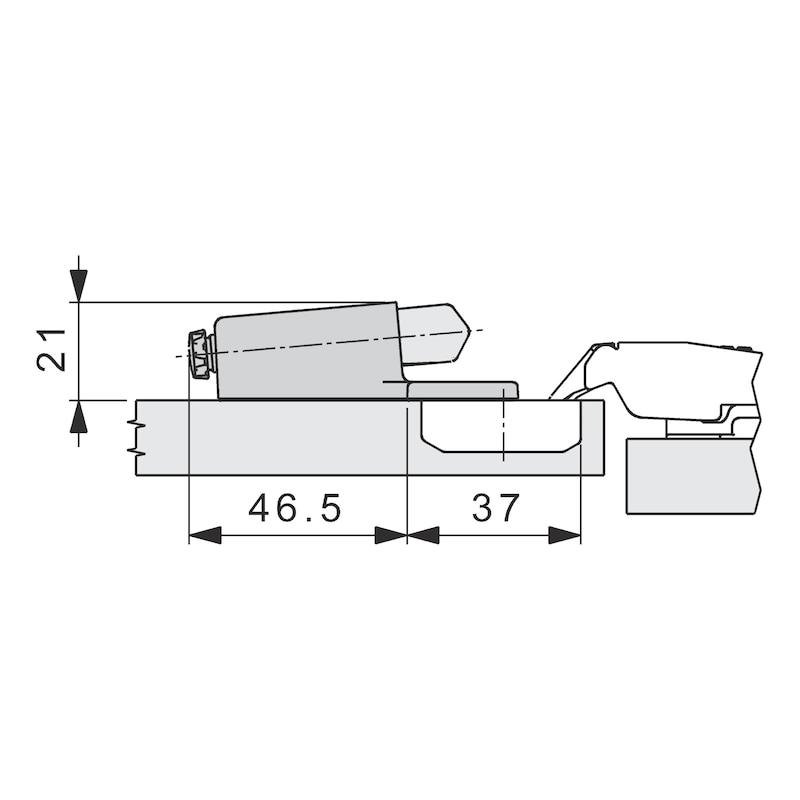 Auswerfer Tipmatic - 2