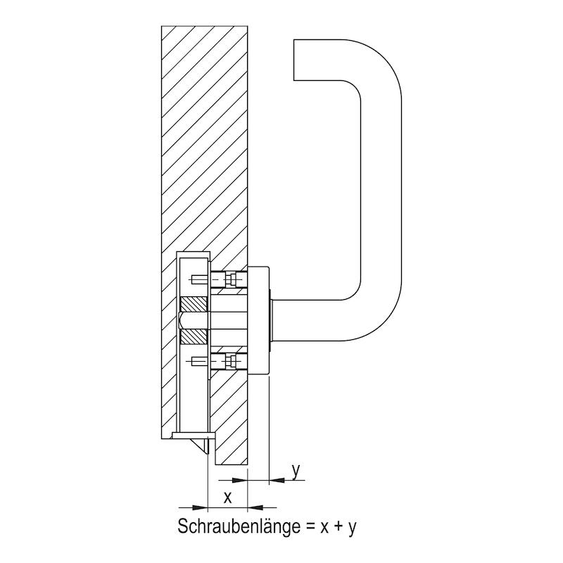 Montageplatte - 4